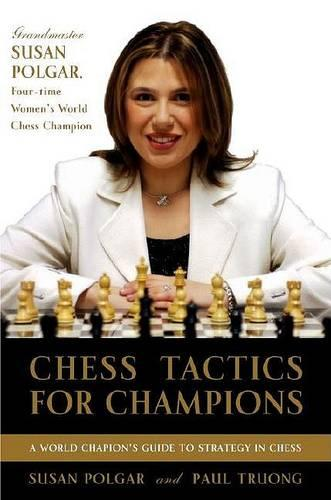 Chess Tactics For Champions (Paperback)