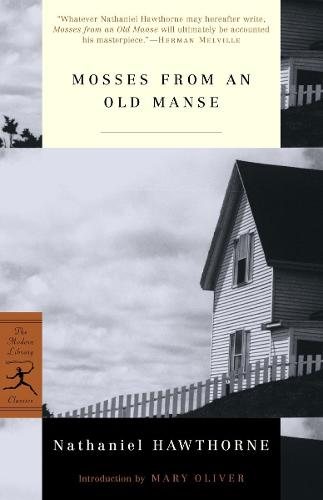 Mosses from an Old Manse (Paperback)