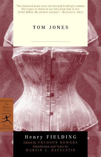 Mod Lib Tom Jones (Paperback)
