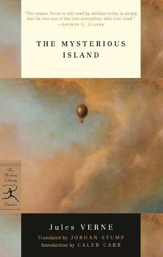 Mod Lib The Mysterious Island (Paperback)