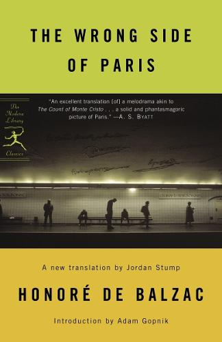 Wrong Side of Paris - Modern Library Classics (Paperback)