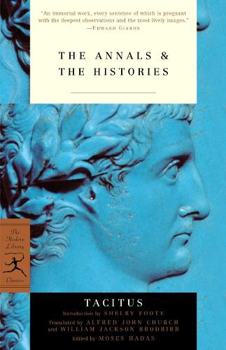 Mod Lib The Annals And The History (Paperback)