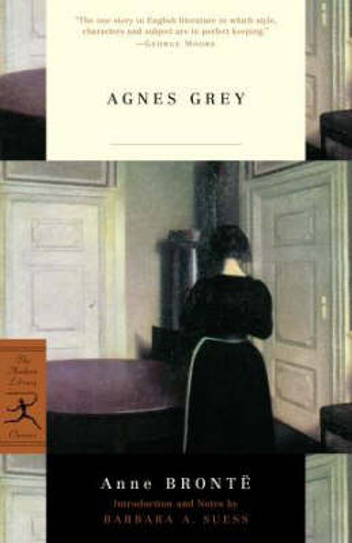 Mod Lib Agnes Grey (Paperback)