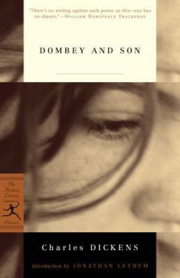 Mod Lib Dombey And Son (Paperback)