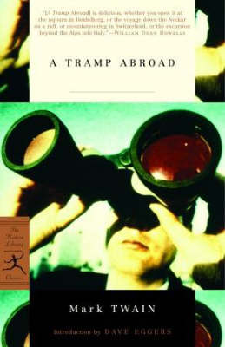 A Mod Lib Tramp Abroad, A (Paperback)