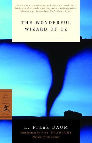 Mod Lib The Wonderful Wizard Of Oz (Paperback)