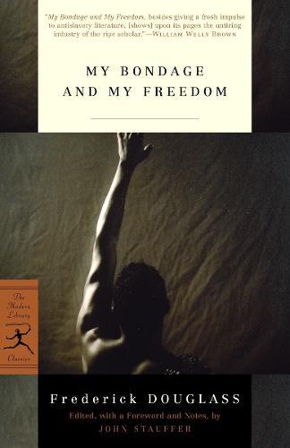 Mod Lib My Bondage & My Freedom (Paperback)