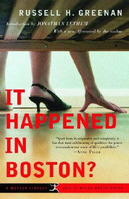 It Happened in Boston? - Modern Library (Paperback)