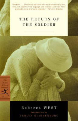 The Return Of The Soldier (Paperback)