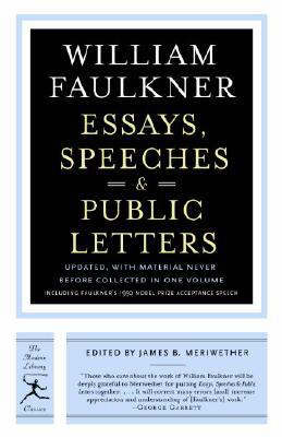 Essays, Speeches and Public Letters - Modern Library (Paperback)