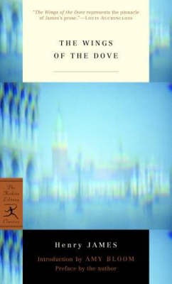 Mod Lib The Wings Of The Dove (Paperback)