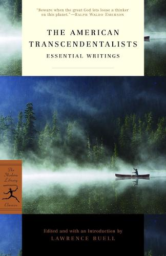 American Transcendentalists: Essential Writings - Modern Library (Paperback)