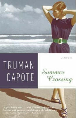 Summer Crossing - Modern Library (Paperback)