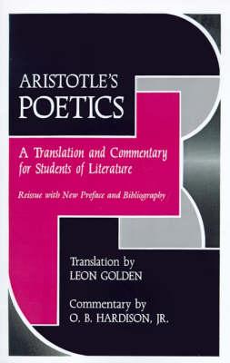Poetics (Hardback)