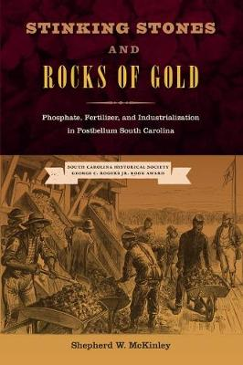 Stinking Stones and Rocks of Gold: Phosphate, Fertilizer, and Industrialization in Postbellum South Carolina - New Perspectives on the History of the South (Hardback)