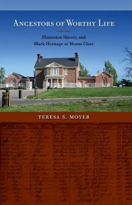Ancestors of Worthy Life: Plantation Slavery and Black Heritage at Mount Clare - Cultural Heritage Studies (Hardback)