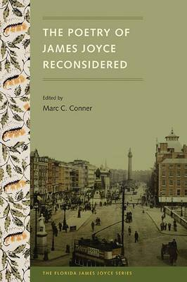 The Poetry of James Joyce Reconsidered - Florida James Joyce (Paperback)
