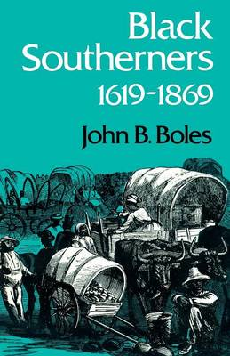 Black Southerners, 1619-1869 (Paperback)