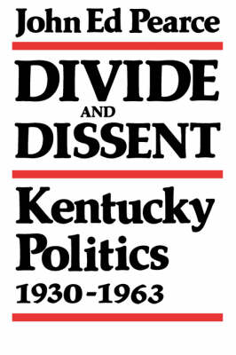Divide and Dissent (Paperback)
