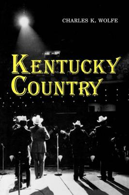 KENTUCKY COUNTRY (Paperback)