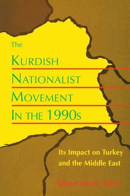The Kurdish Nationalist Movement in the 1990s (Paperback)