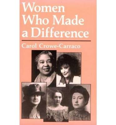 Women Who Made a Difference - New Books for New Readers (Paperback)