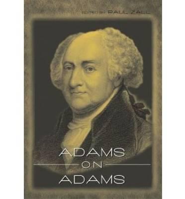 Adams on Adams (Hardback)