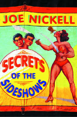 Secrets of the Sideshows (Hardback)