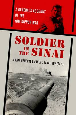 Soldier in the Sinai: A General's Account of the Yom Kippur War - Association of the United States Army Foreign Military Studies (Hardback)