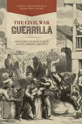 The Civil War Guerrilla: Unfolding the Black Flag in History, Memory, and Myth - New Directions in Southern History (Hardback)