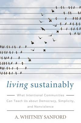 Living Sustainably: What Intentional Communities Can Teach Us about Democracy, Simplicity, and Nonviolence - Culture of the Land (Hardback)