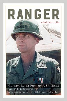 Ranger: A Soldier's Life - American Warriors Series (Hardback)
