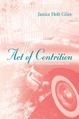 Act of Contrition (Paperback)