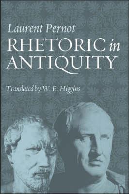 Rhetoric in Antiquity (Paperback)