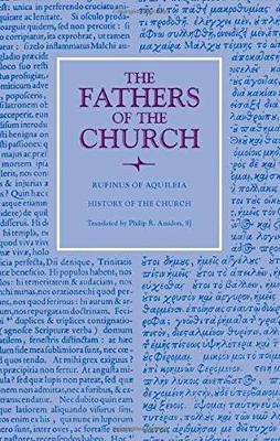 History of the Church - Fathers of the Church Series (Hardback)