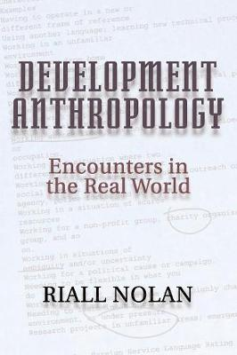 Development Anthropology (Paperback)