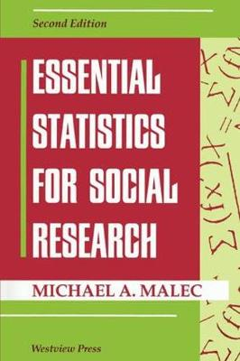 Essential Statistics For Social Research: Second Edition (Paperback)