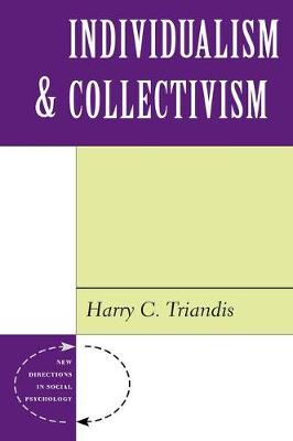 Individualism And Collectivism (Paperback)