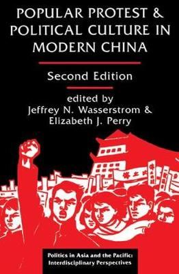 Popular Protest And Political Culture In Modern China: Second Edition (Paperback)