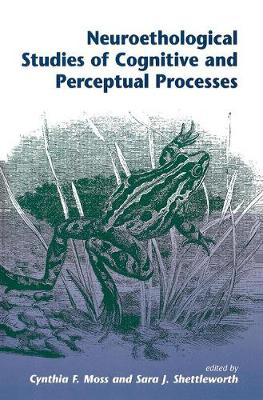 Neuroethological Studies Of Cognitive And Perceptual Processes (Paperback)