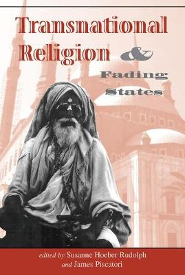 Transnational Religion And Fading States (Paperback)