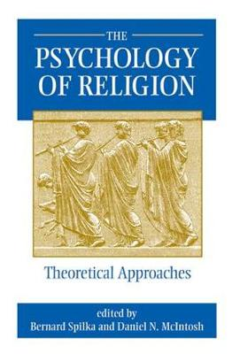 The Psychology Of Religion (Paperback)