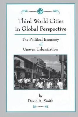 Third World Cities In Global Perspective: The Political Economy Of Uneven Urbanization (Paperback)