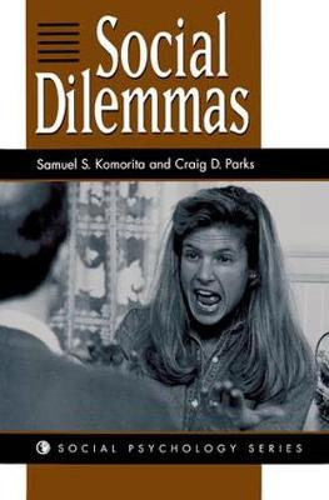 Social Dilemmas (Paperback)