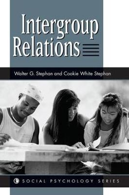 Intergroup Relations (Paperback)