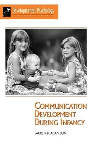 Communication Development During Infancy (Paperback)