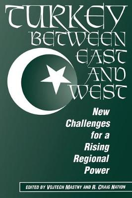 Turkey Between East And West: New Challenges For A Rising Regional Power (Paperback)