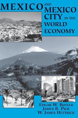Mexico And Mexico City In The World Economy (Paperback)