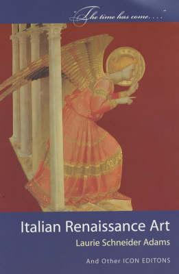 Italian Renaissance Art - Icon Editions (Paperback)