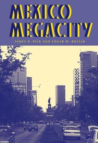 Mexico Megacity (Paperback)